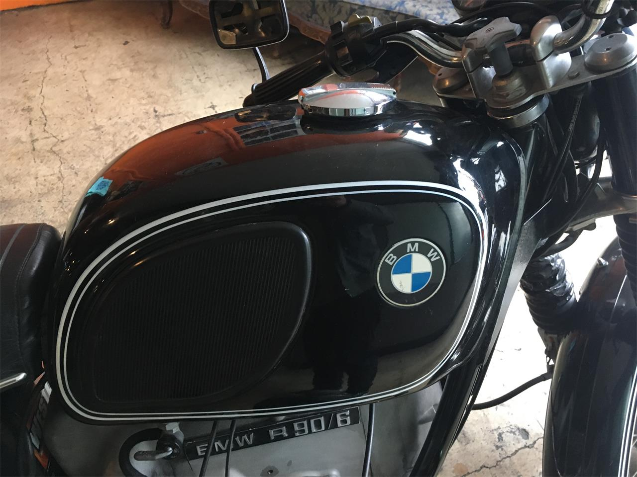 Large Picture of '75 BMW Motorcycle Offered by Classic Cars West - Q67F