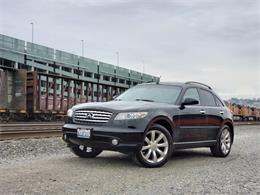 Picture of '03 FX35 - Q67G