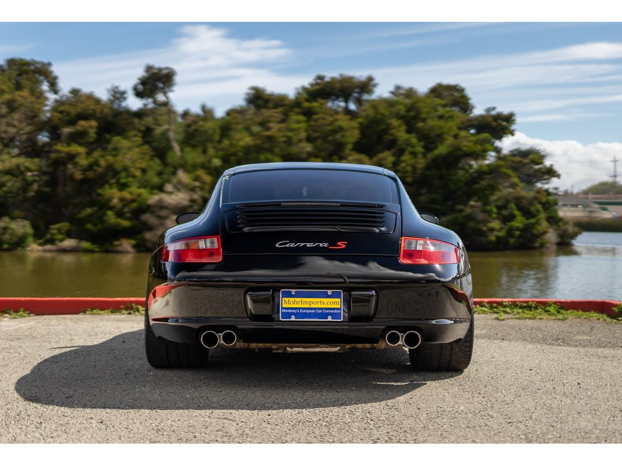 Large Picture of 2008 911 Carrera S located in California - Q67H