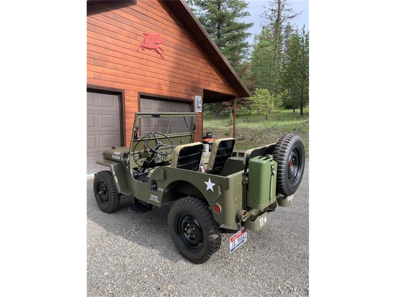 Large Picture of '47 Willys - Q67I