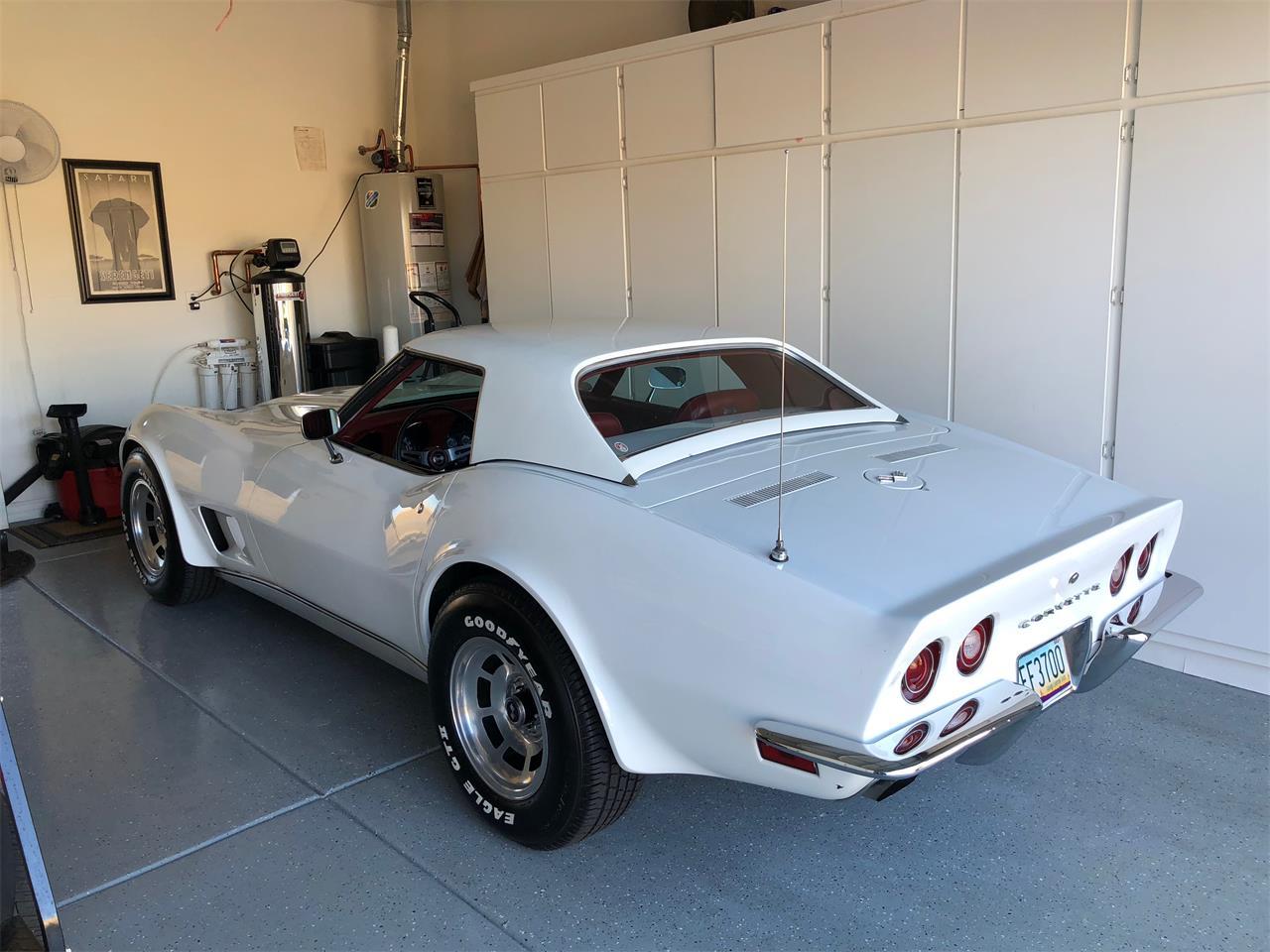 Large Picture of '73 Corvette located in Phoenix Arizona - Q67L