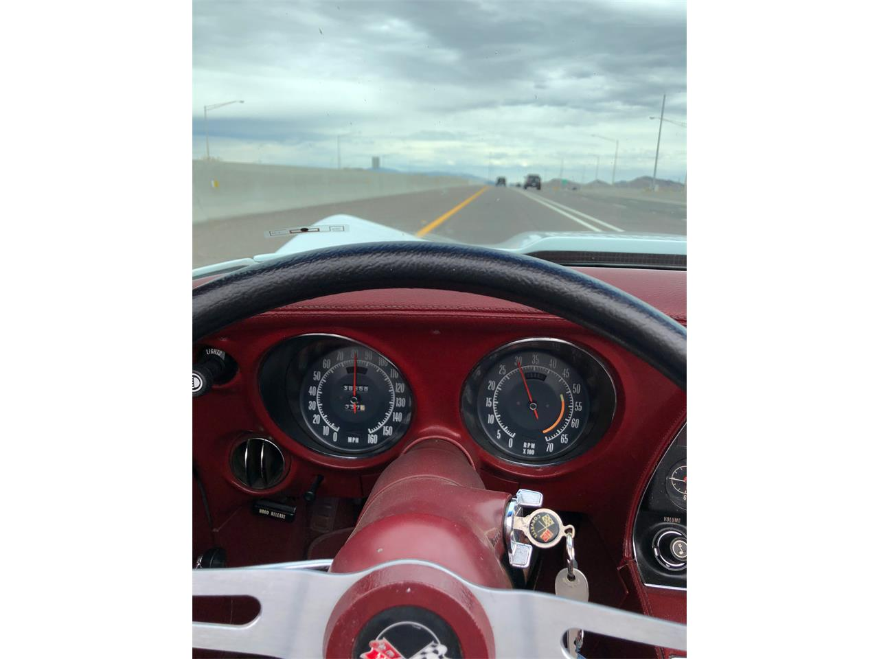 Large Picture of 1973 Corvette located in Phoenix Arizona - Q67L