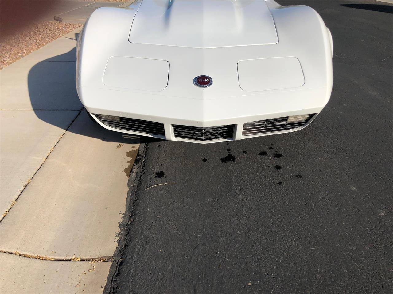Large Picture of '73 Chevrolet Corvette located in Phoenix Arizona - $29,900.00 Offered by a Private Seller - Q67L