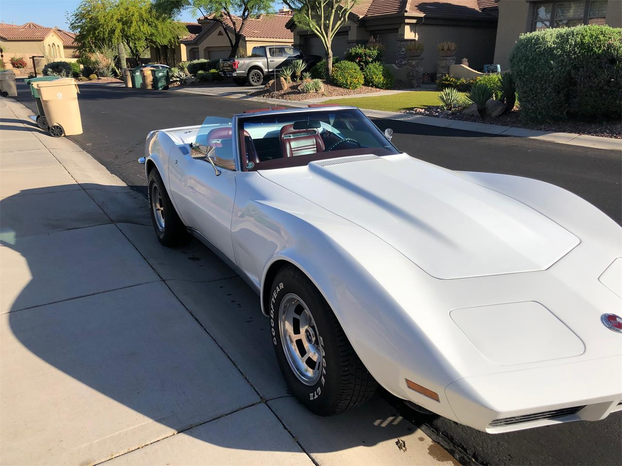 Large Picture of '73 Corvette Offered by a Private Seller - Q67L
