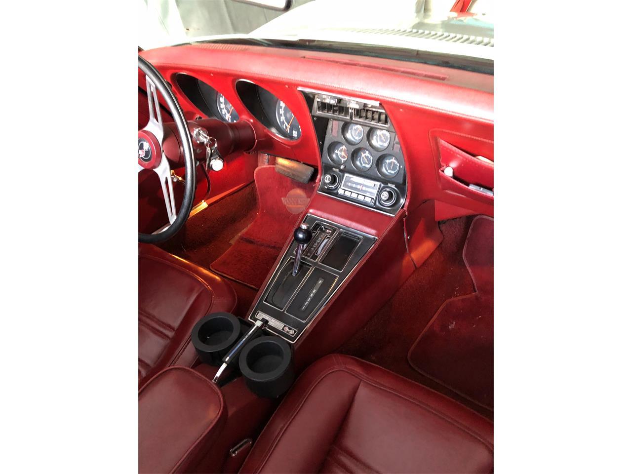 Large Picture of Classic 1973 Chevrolet Corvette located in Phoenix Arizona - Q67L