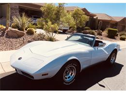 Picture of Classic 1973 Chevrolet Corvette located in Phoenix Arizona - $29,900.00 Offered by a Private Seller - Q67L