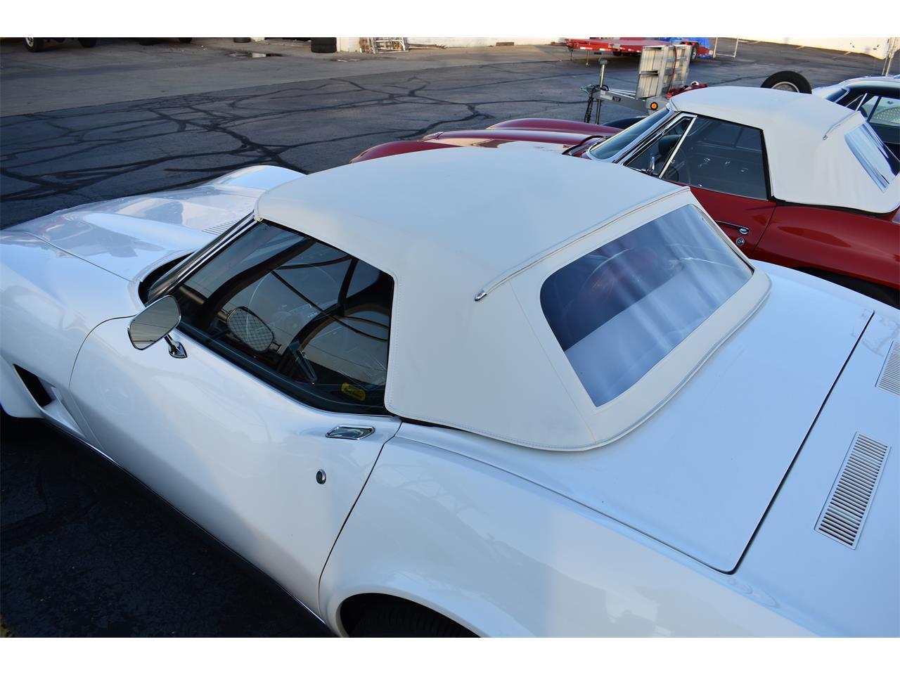 Large Picture of Classic '73 Corvette - Q67L