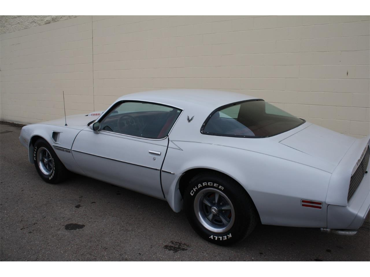 Large Picture of '79 Firebird Trans Am Auction Vehicle Offered by Lucky Collector Car Auctions - Q67P