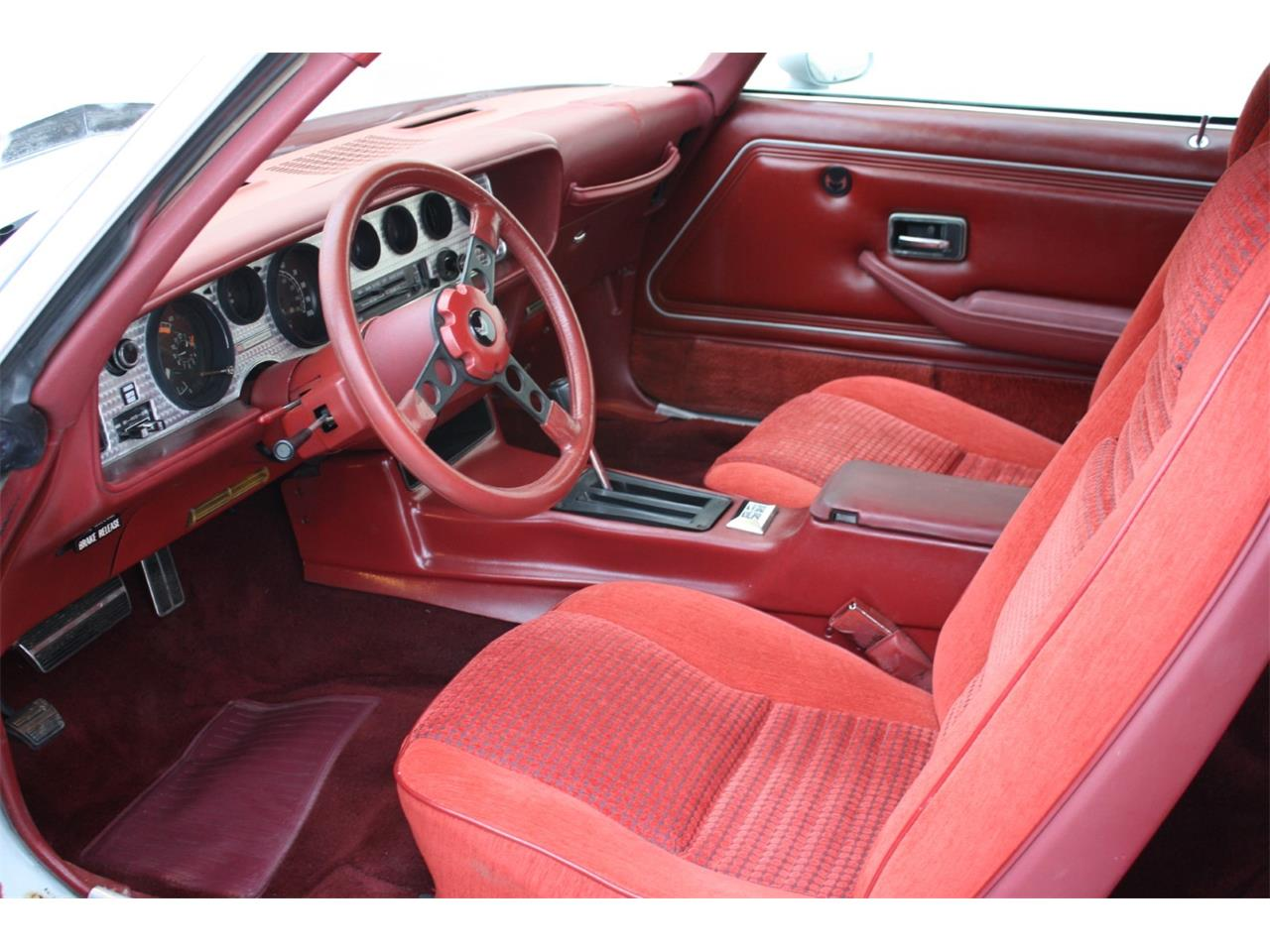Large Picture of 1979 Pontiac Firebird Trans Am Auction Vehicle Offered by Lucky Collector Car Auctions - Q67P