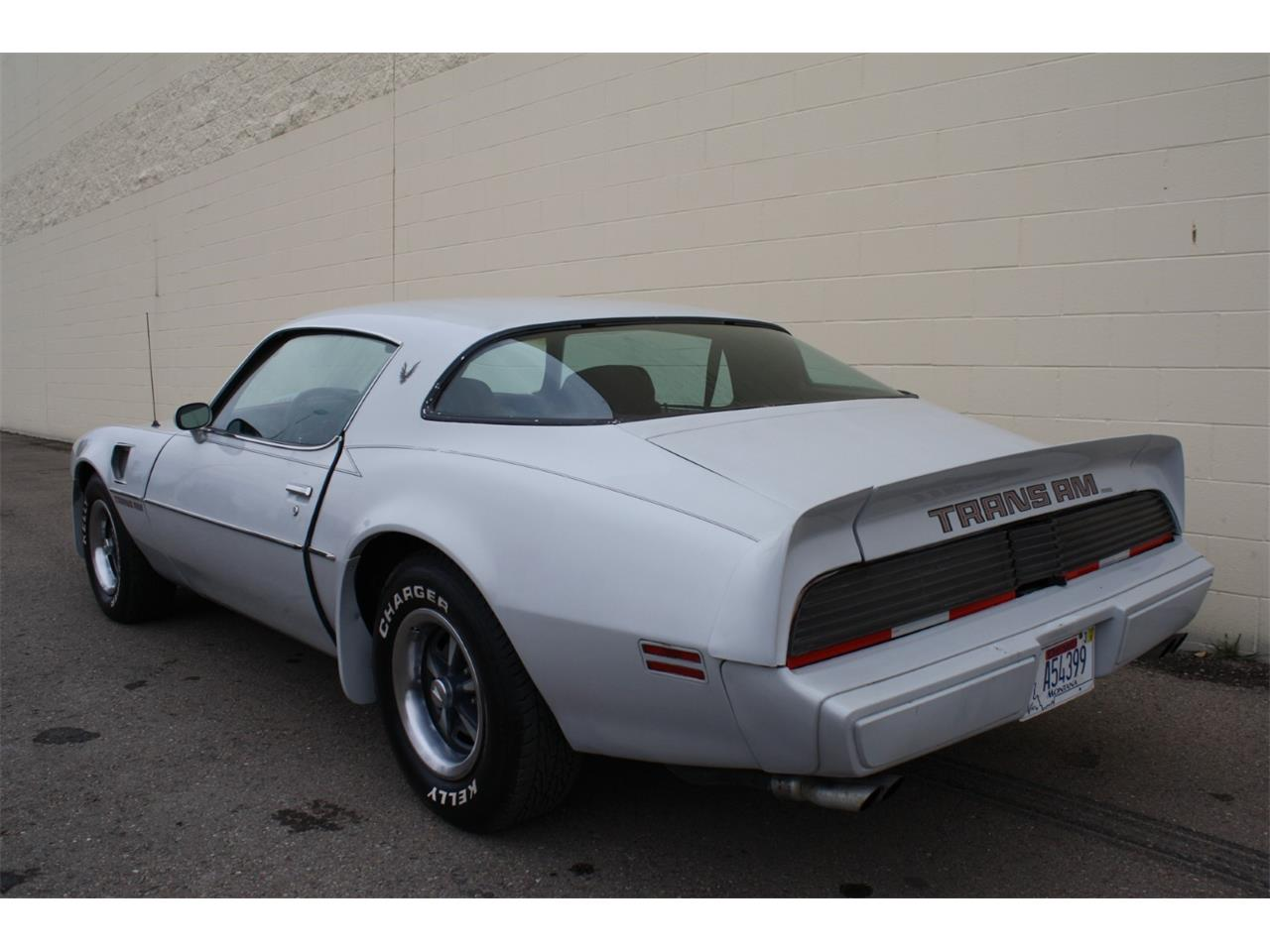 Large Picture of 1979 Firebird Trans Am located in Tacoma Washington Auction Vehicle - Q67P