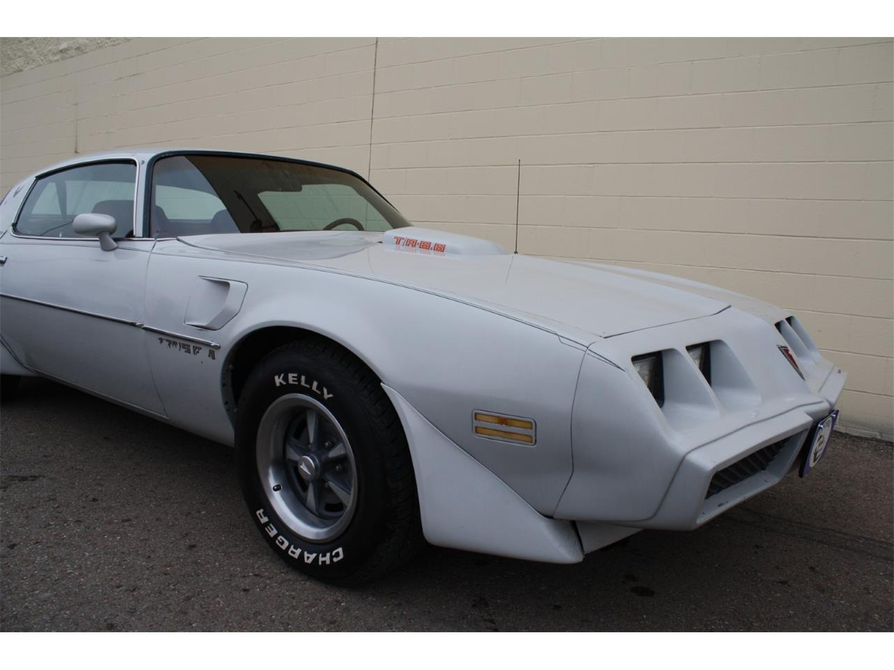 Large Picture of 1979 Firebird Trans Am located in Tacoma Washington Offered by Lucky Collector Car Auctions - Q67P