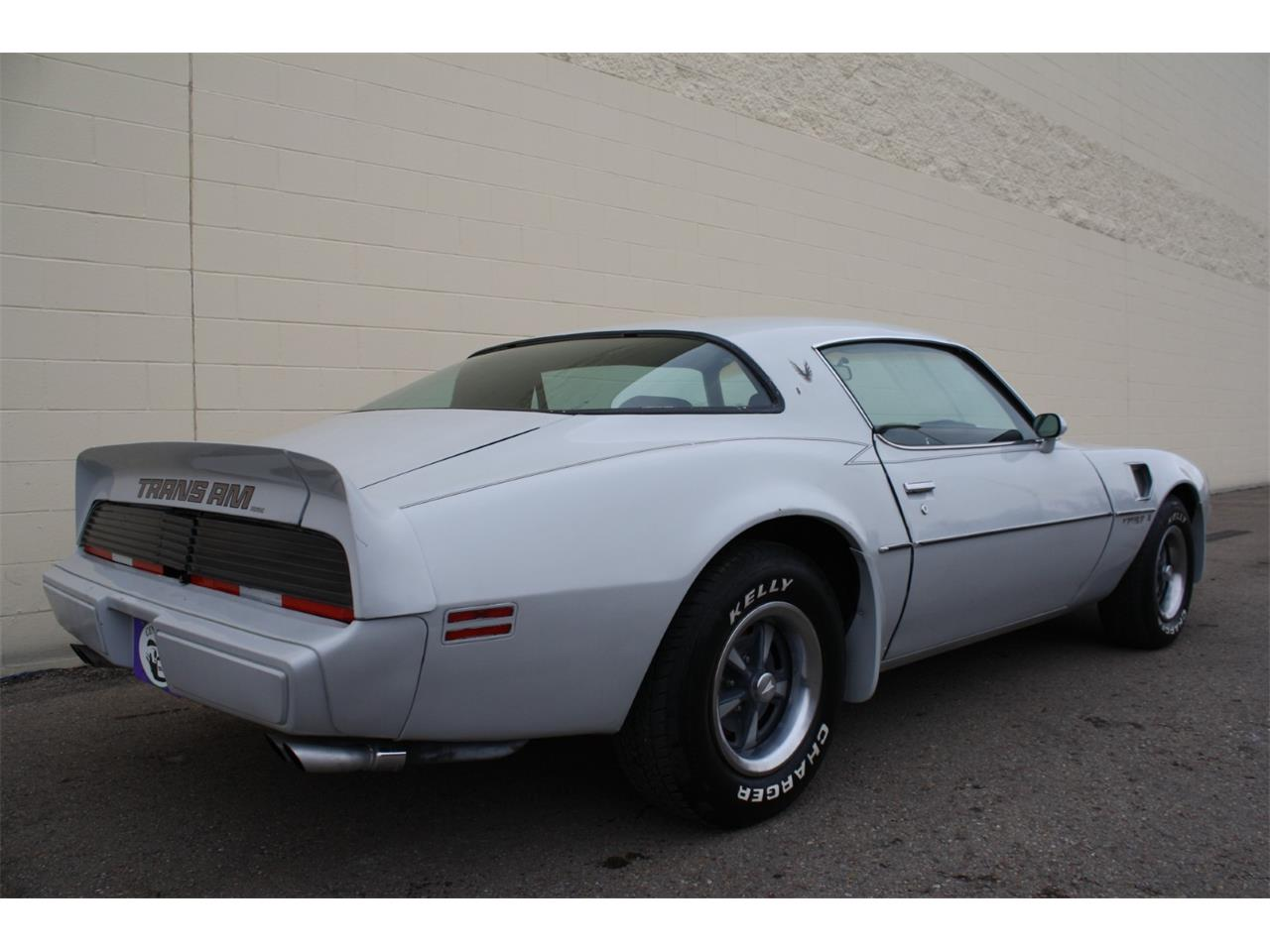 Large Picture of '79 Firebird Trans Am located in Washington Auction Vehicle Offered by Lucky Collector Car Auctions - Q67P