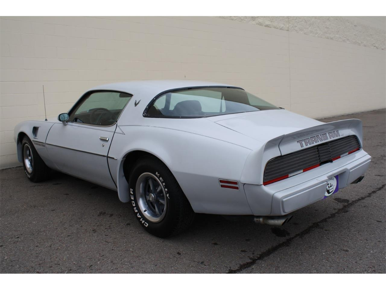 Large Picture of 1979 Pontiac Firebird Trans Am - Q67P