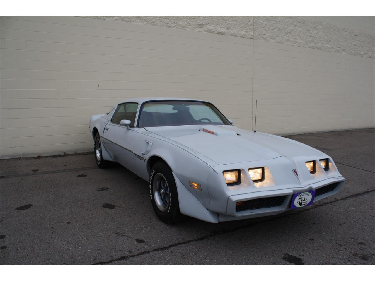 Large Picture of '79 Pontiac Firebird Trans Am located in Washington Auction Vehicle - Q67P