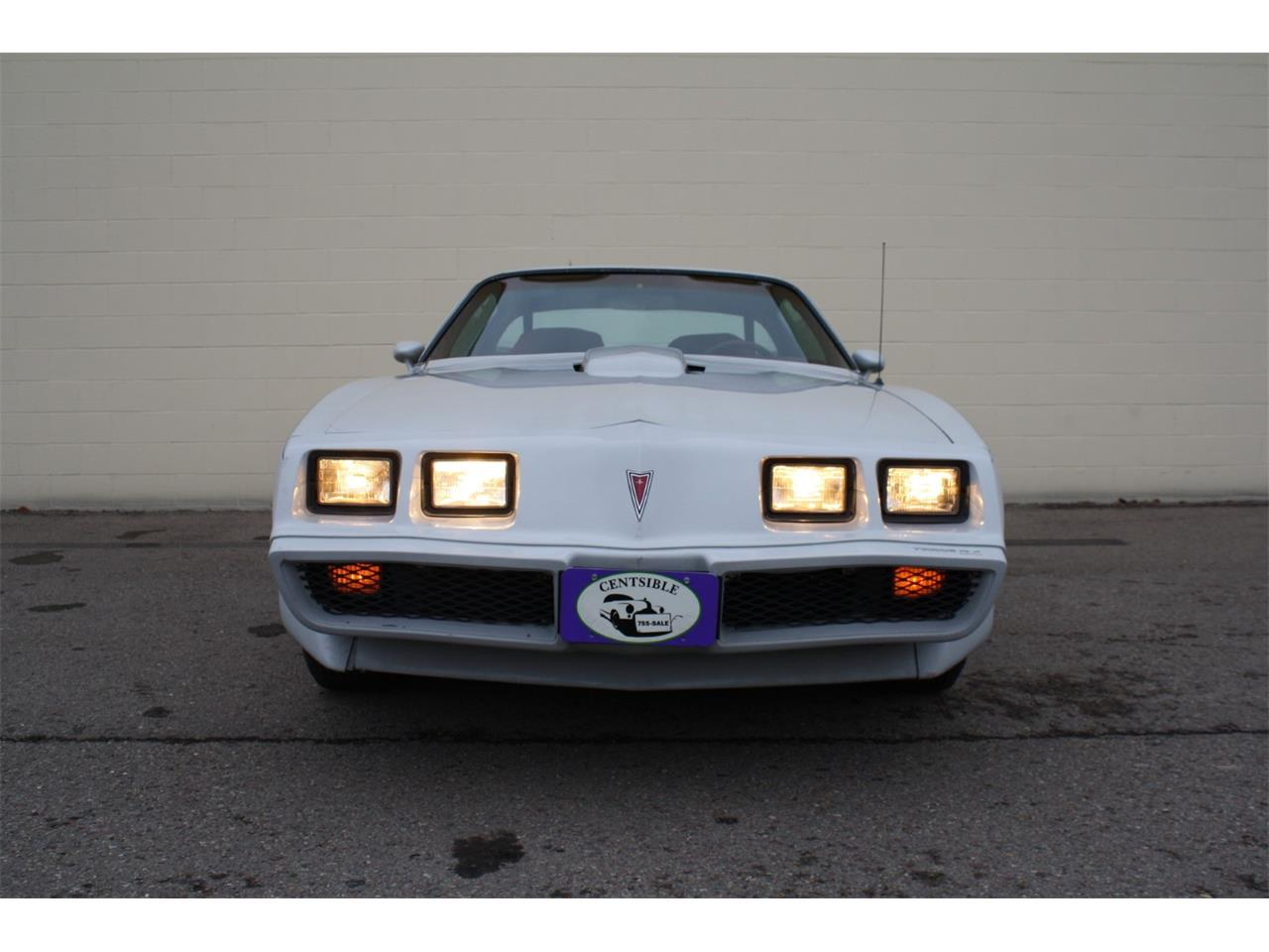 Large Picture of '79 Pontiac Firebird Trans Am Auction Vehicle Offered by Lucky Collector Car Auctions - Q67P