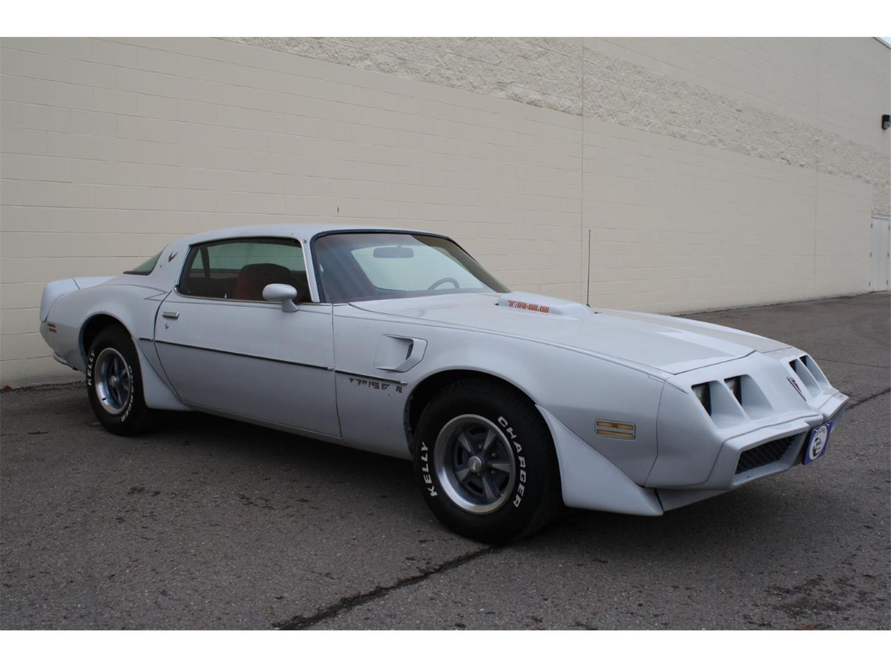 Large Picture of 1979 Firebird Trans Am located in Tacoma Washington Auction Vehicle Offered by Lucky Collector Car Auctions - Q67P