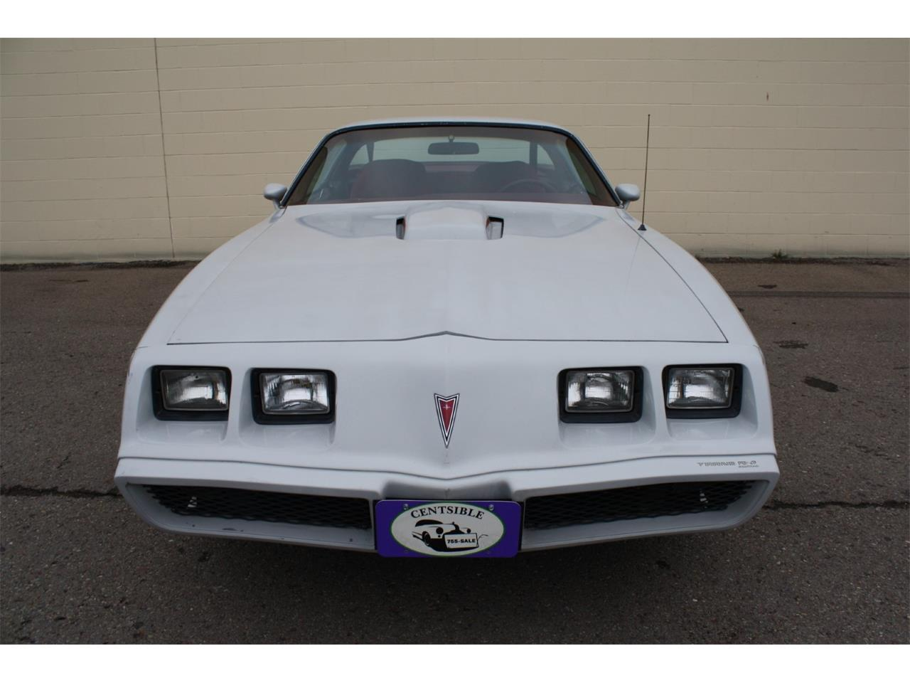 Large Picture of 1979 Pontiac Firebird Trans Am located in Washington Auction Vehicle Offered by Lucky Collector Car Auctions - Q67P