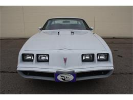 Picture of '79 Pontiac Firebird Trans Am located in Washington Auction Vehicle Offered by Lucky Collector Car Auctions - Q67P