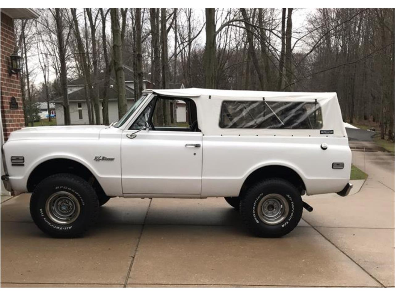 Large Picture of '72 Blazer - Q67R
