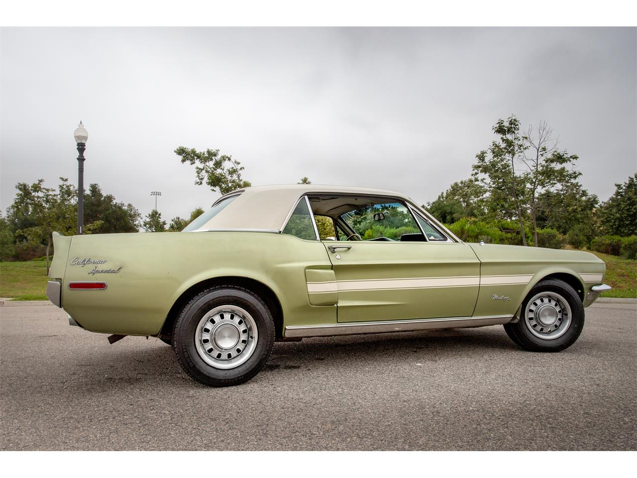 Large Picture of '68 Mustang - Q67W