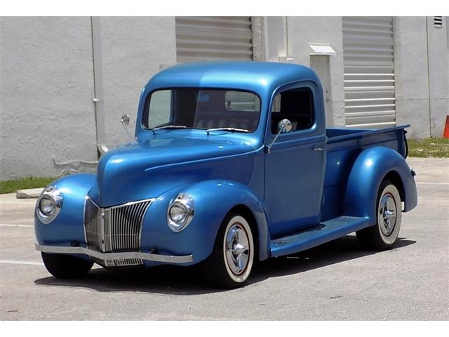 Picture of '40 Pickup - Q682
