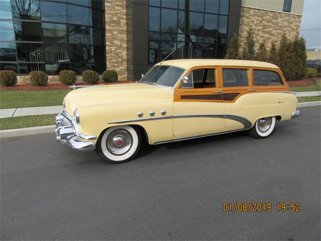 Picture of 1952 Estate Wagon Auction Vehicle - Q5G3