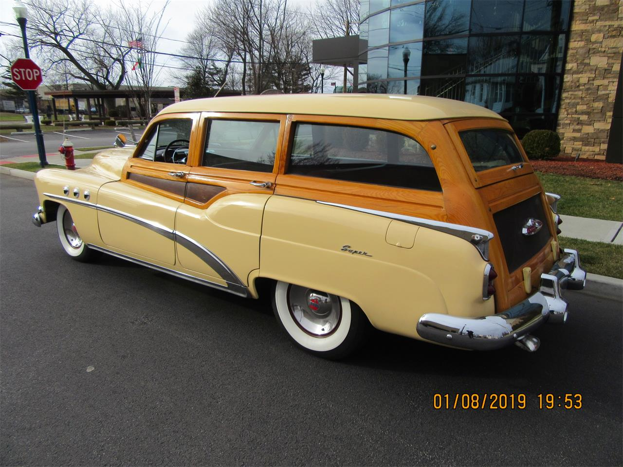 Large Picture of '52 Estate Wagon - Q5G3