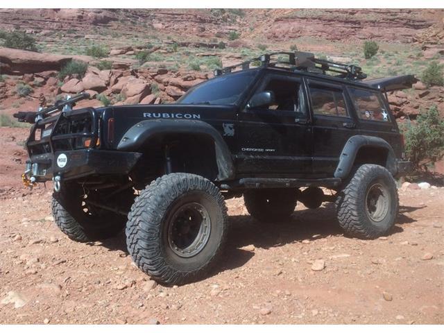 Picture of '99 Cherokee - Q68U