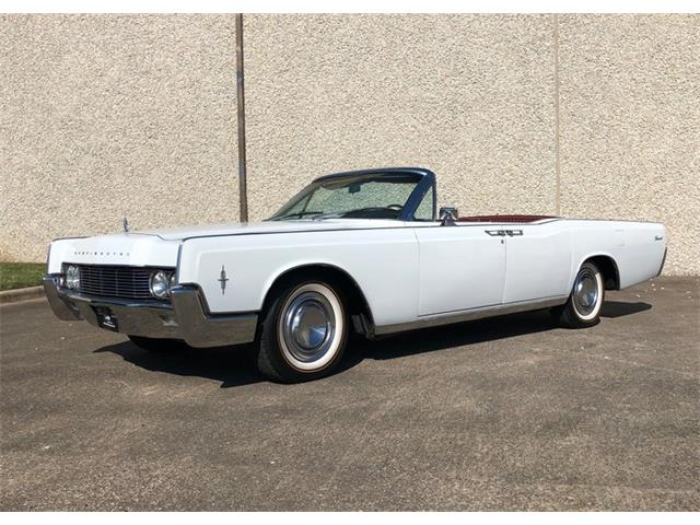 Picture of '66 Continental - Q68Z