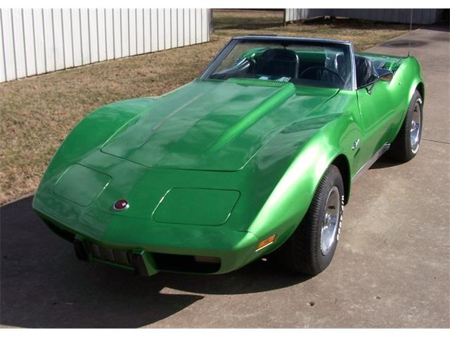 Picture of 1975 Corvette Auction Vehicle - Q691