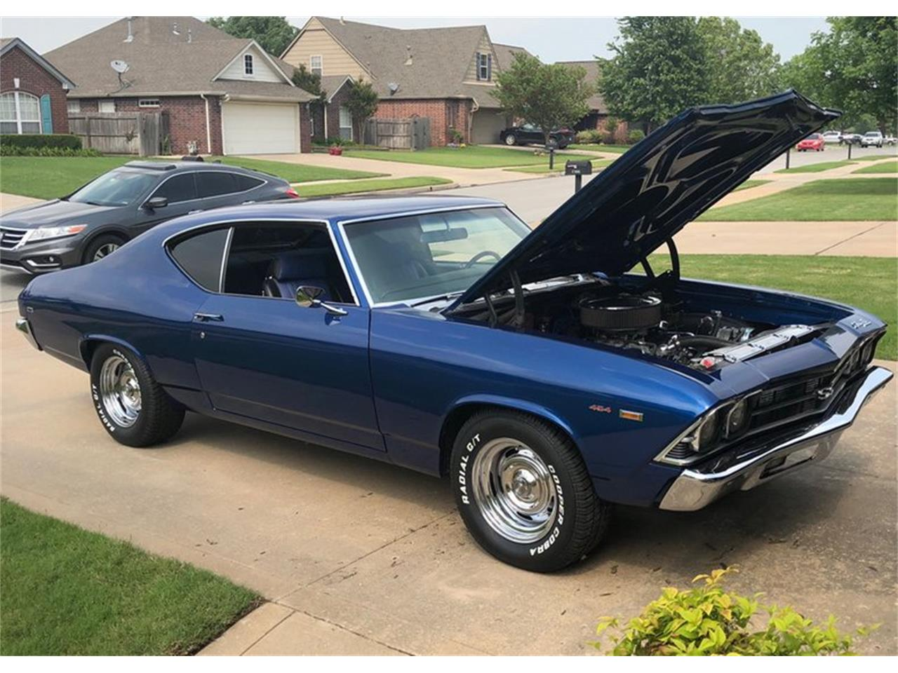 Large Picture of '69 Chevelle - Q69I