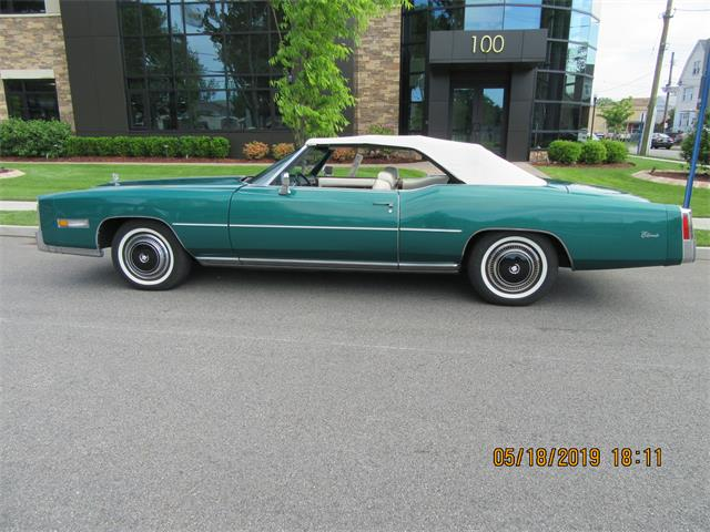 Picture of '76 Cadillac Eldorado located in Pennsylvania - Q5G8
