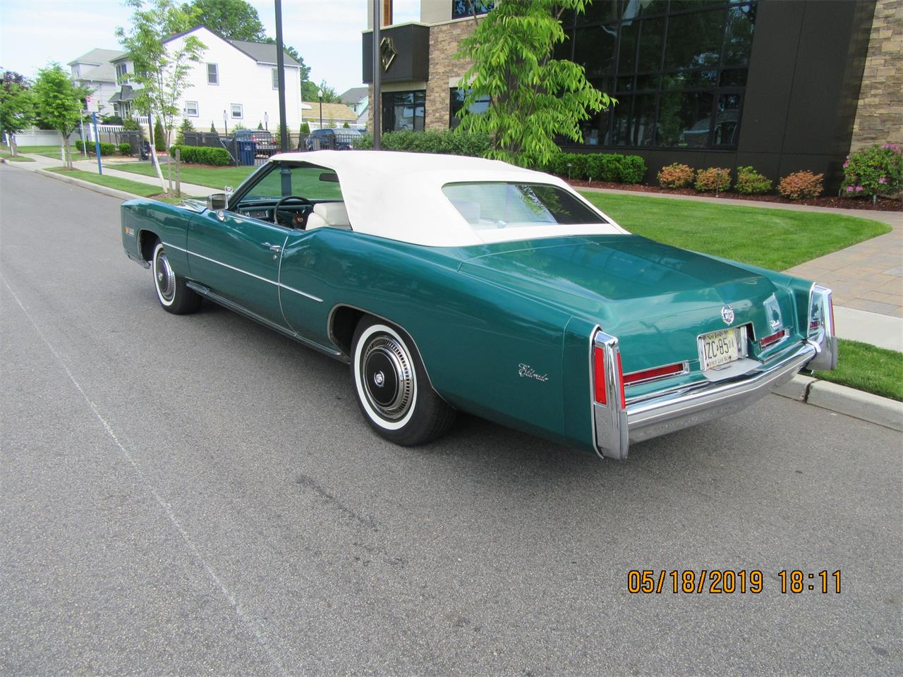 Large Picture of '76 Cadillac Eldorado Offered by Central Pennsylvania Auto Auction - Q5G8