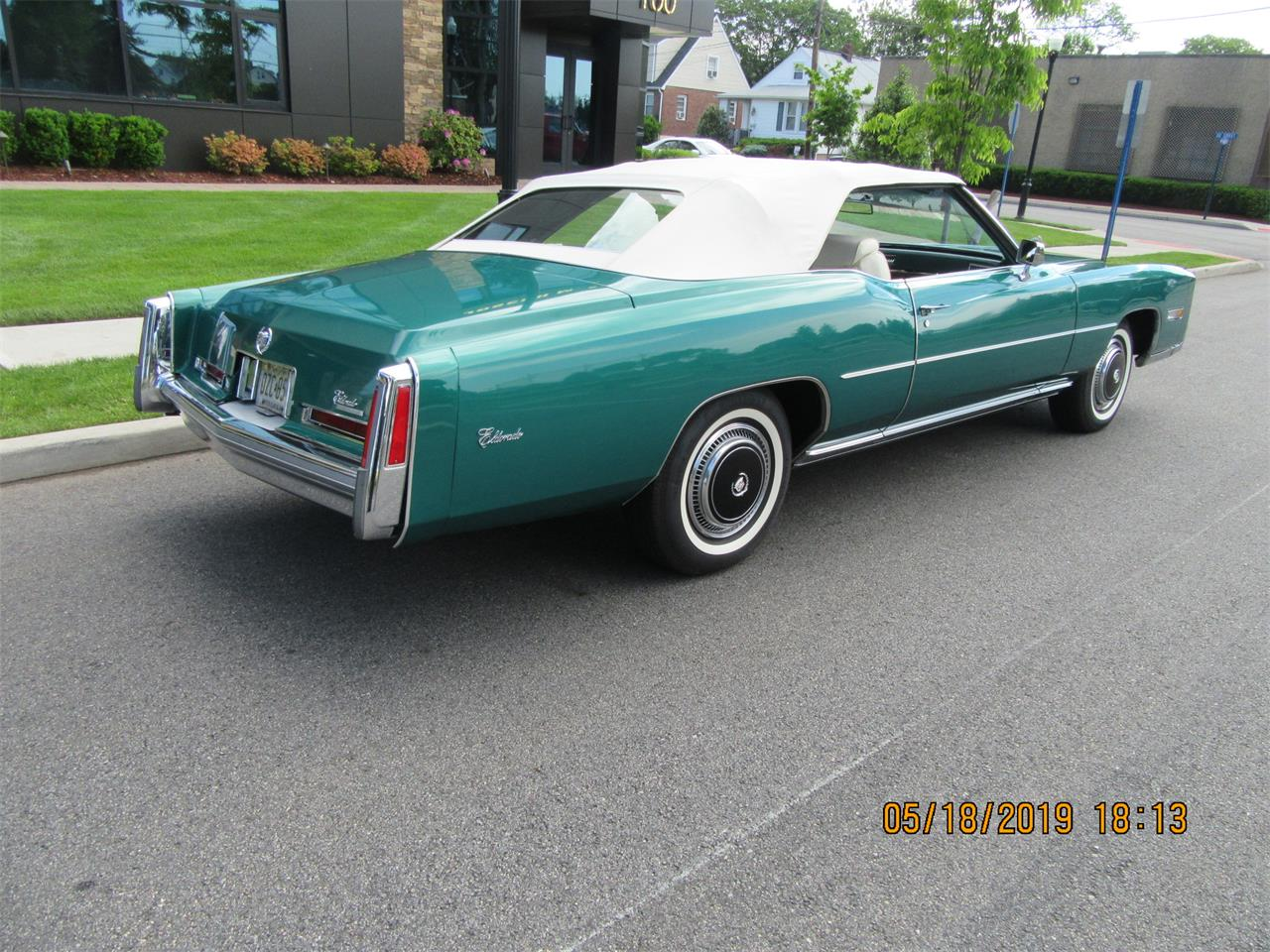 Large Picture of 1976 Cadillac Eldorado located in Mill Hall Pennsylvania Auction Vehicle Offered by Central Pennsylvania Auto Auction - Q5G8