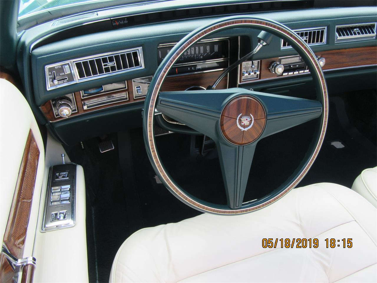 Large Picture of '76 Cadillac Eldorado located in Mill Hall Pennsylvania Auction Vehicle - Q5G8