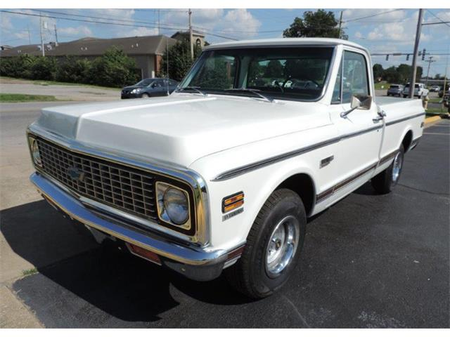 Picture of 1972 Chevrolet C10 Offered by  - Q6AH