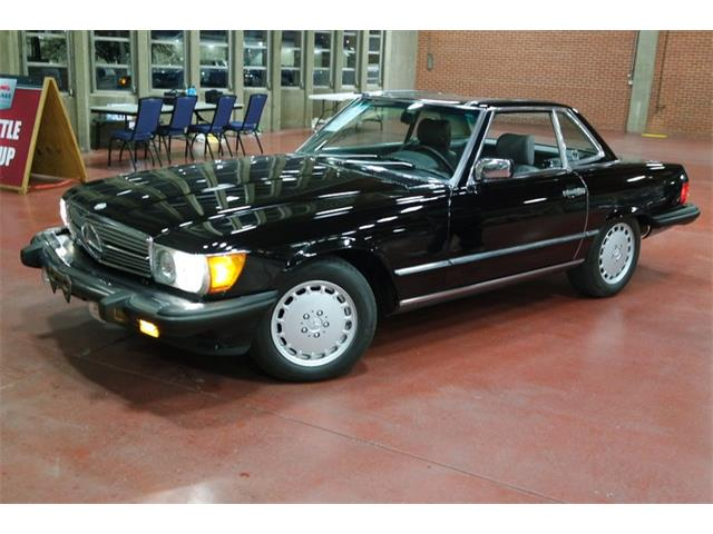 Picture of '88 Mercedes-Benz 560SL - Q6AN