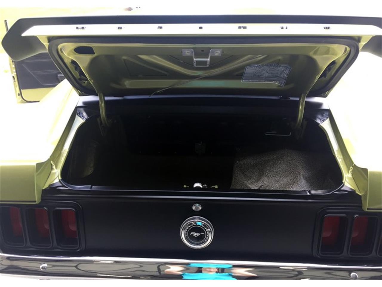 Large Picture of '70 Mustang - Q6AR