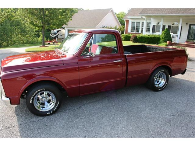 Picture of 1972 Chevrolet C10 located in Oklahoma Offered by  - Q6BA