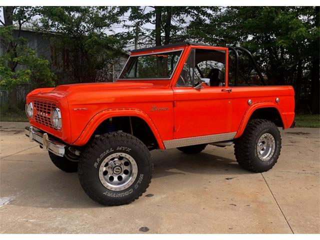 Picture of 1969 Ford Bronco Auction Vehicle Offered by  - Q6BB