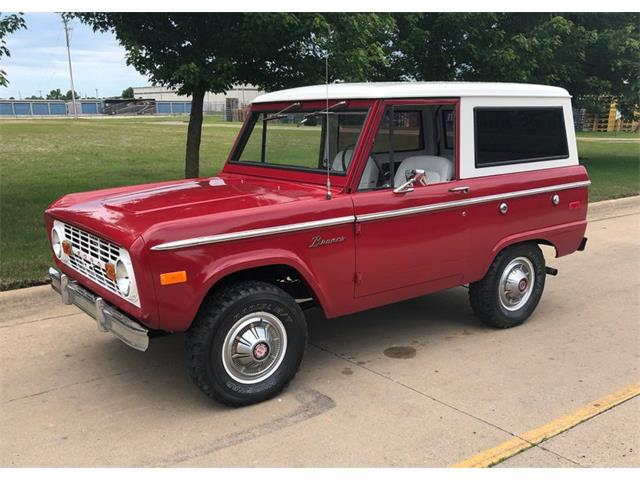 Picture of 1974 Ford Bronco located in Oklahoma Auction Vehicle - Q6BF