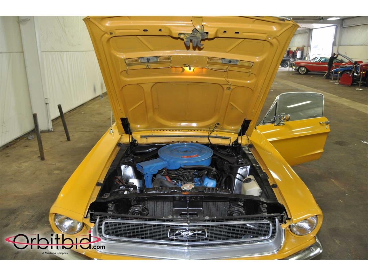 Large Picture of '68 Mustang - Q5GD