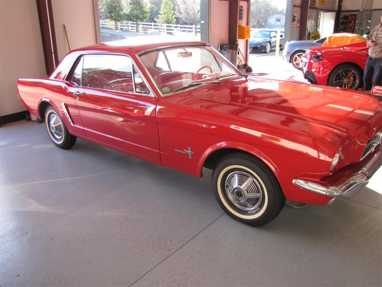 Large Picture of Classic 1965 Ford Mustang located in California - $23,500.00 - Q6BT