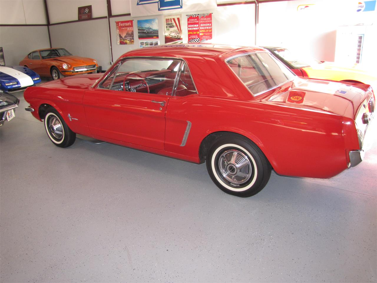 Large Picture of 1965 Ford Mustang - $23,500.00 - Q6BT
