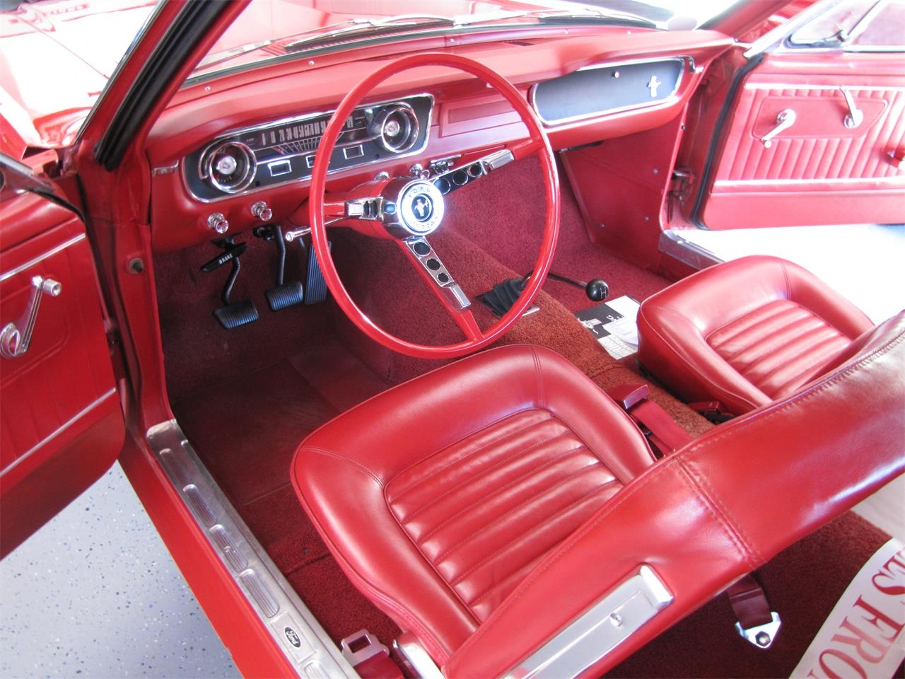 Large Picture of '65 Ford Mustang - $23,500.00 Offered by a Private Seller - Q6BT