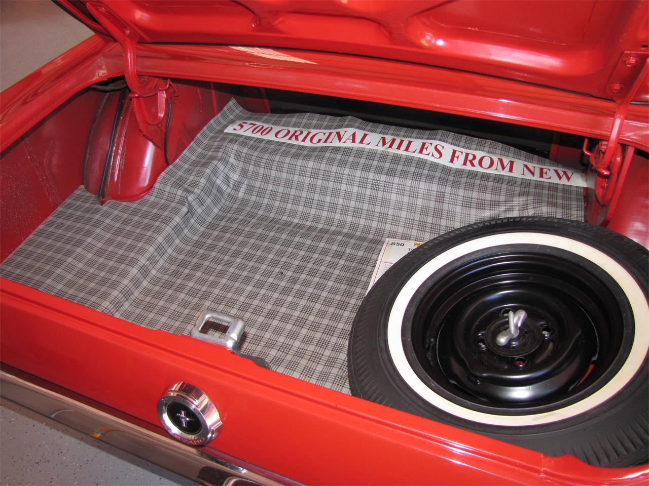 Large Picture of 1965 Ford Mustang located in Granite Bay California - $23,500.00 - Q6BT