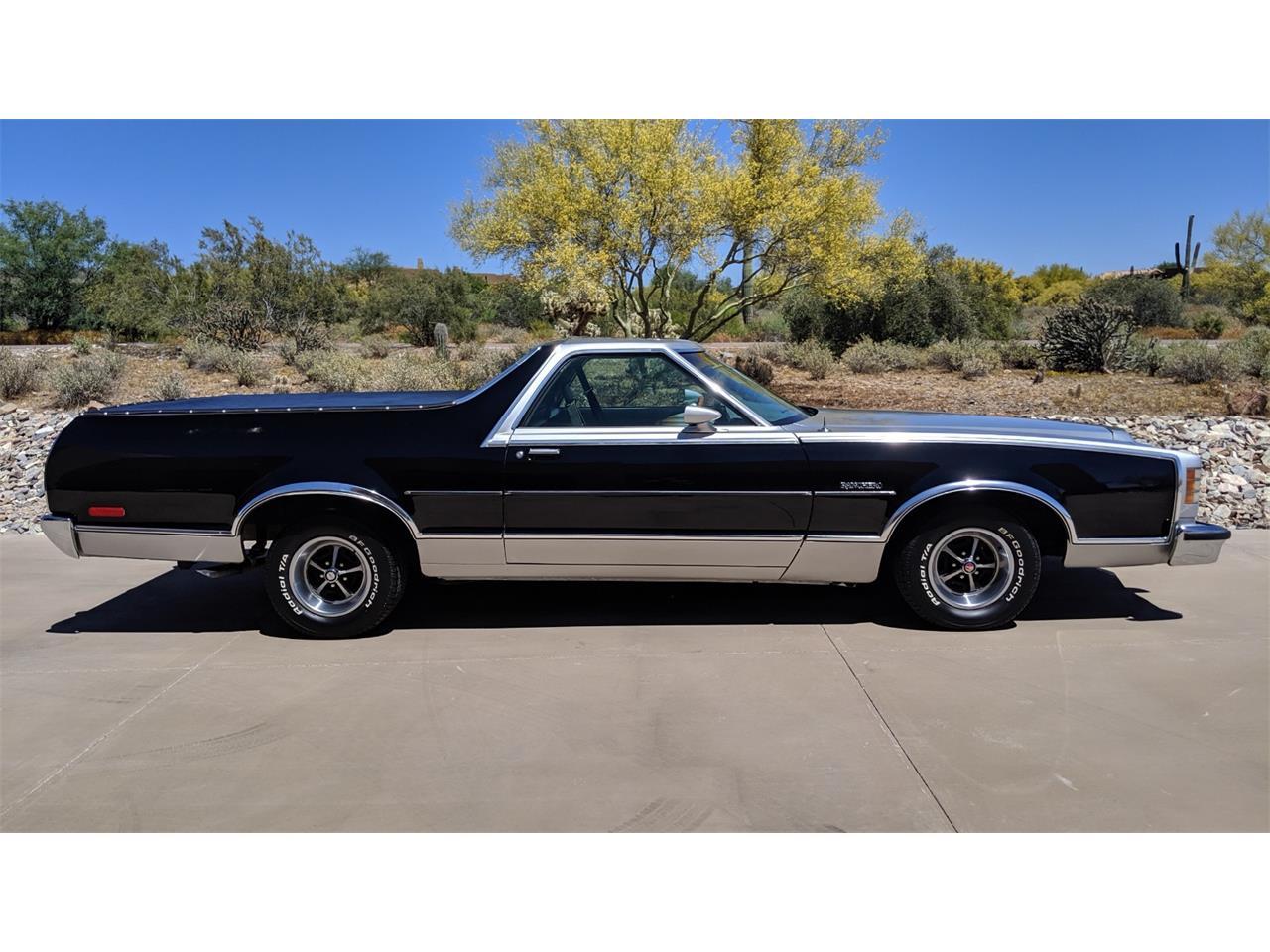 For Sale: 1979 Ford Ranchero in North Pheonix, Arizona