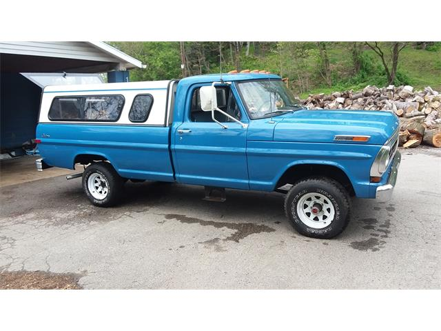 Picture of '72 1/2 Ton Pickup - Q6BZ