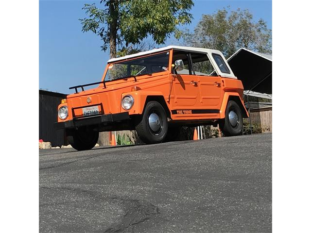 Picture of 1974 Volkswagen Thing - Q6C0