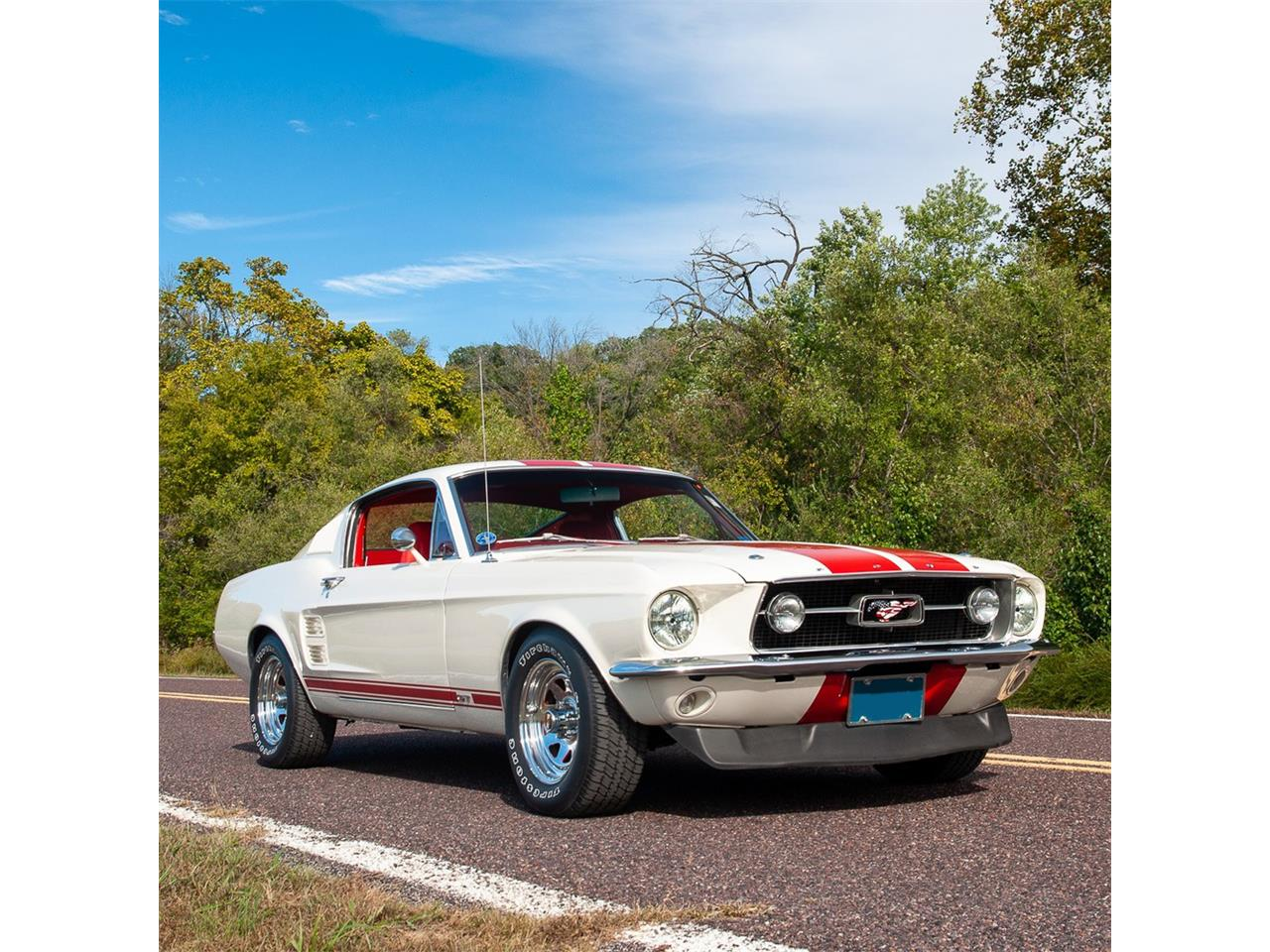 For sale 1967 ford mustang gt350 in leitchfield kentucky
